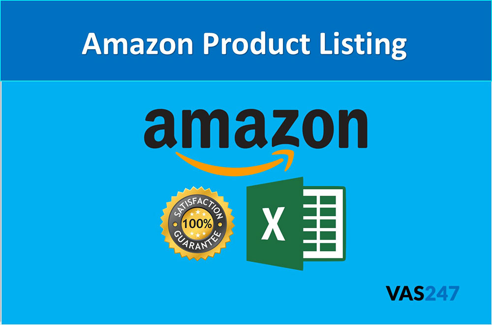 Amazon Product Listing Services Vas247